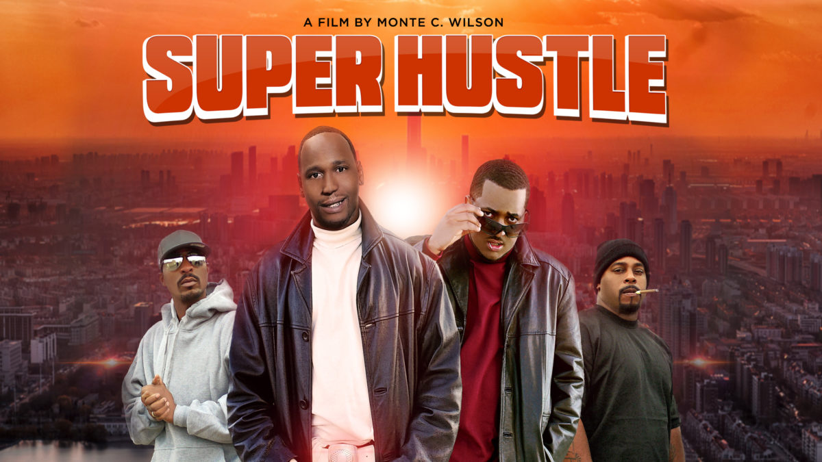 SUPER HUSTLE MOVIE